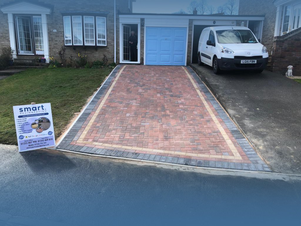 smart resin paving driveways
